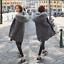 Winter Kvinders Hooded Long Outwear Parka Coat Faux Fur Oversize Loose Thicken wqqZ8tr