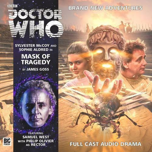 Doctor Who: Mask of Tragedy (Dr Who Big Finish) by Goss, James, NEW Book, (Audio