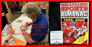 Tom-Wilson-Back-To-The-Future-Signed-Grays-Sports-Almanac-Biff-Beckett-PSA
