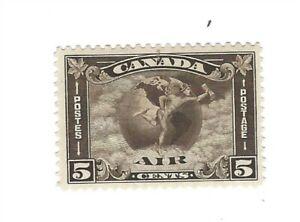 Canada-1930-Air-Mail-Mercury-C2-MH-VF-35