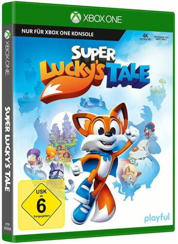 1 von 1 - Super Lucky's Tale * Microsoft * Xbox One * NEU