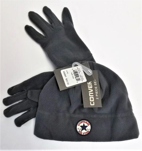 Champion Boys 2-Pc Beanie Hat /& Gloves Set One Size