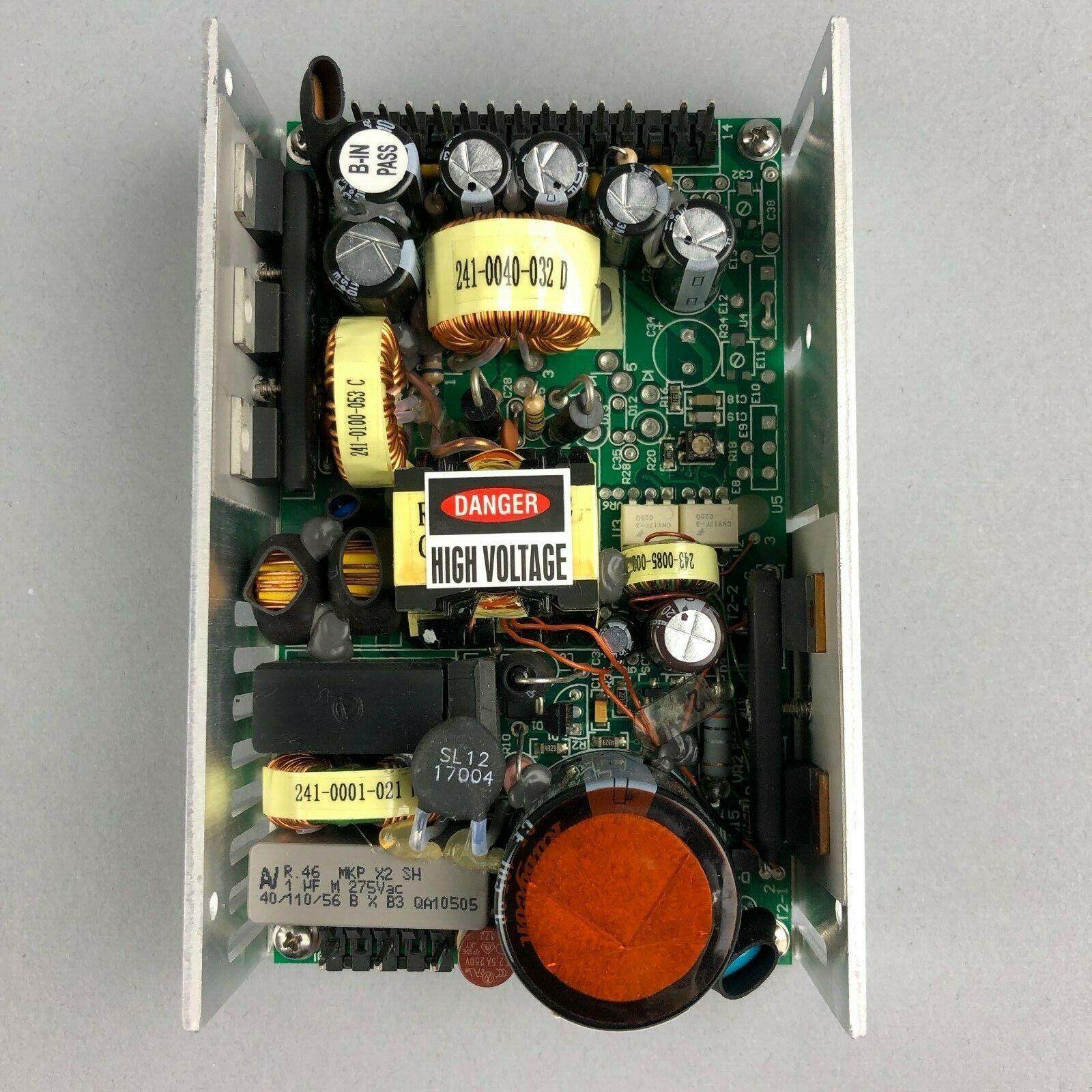 DIGITAL POWER Model   US100-301 Power Supply Input 90-250VAC, 47-63Hz, 2.5A