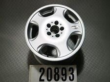 "1Stk.OZ Carat Duchatelet Mercedes Alufelge 8Jx17"" ET35 5x112 01485001 #20893"