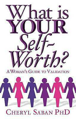 Saban, Cheryl, What Is Your Self-Worth?: A Woman's Guide to Validation, Very Goo