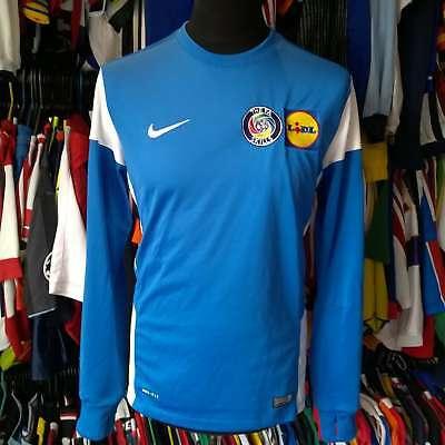 Angleterre FA compétences Pull football shirt training LS Nike Jersey Taille Adulte M   eBay