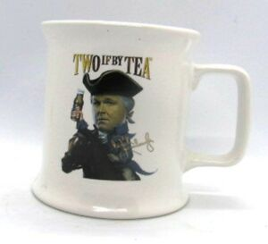 Rush-TWO-IF-BY-TEA-Coffee-Tea-Cup-Mug-O-Say-Can-You-Tea-Rush-Limbaugh
