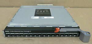 Dell-Mellanox-10Gb-Ethernet-Pass-Through-k-Module-with-8x-10G-SFP-PNDP6-M1000e