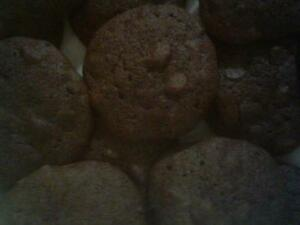 Cookies-Chocolate-Homemade-Organic-Hidden-Health-Blueberry-Walnuts-Fresh-Baked