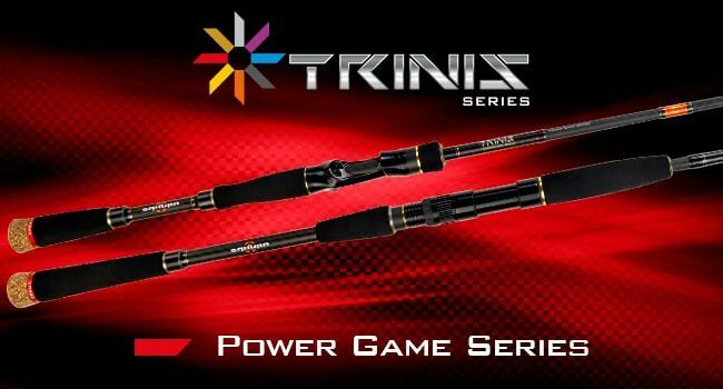 SAKURA TRINIS Casting Rods - 662MH 662XH