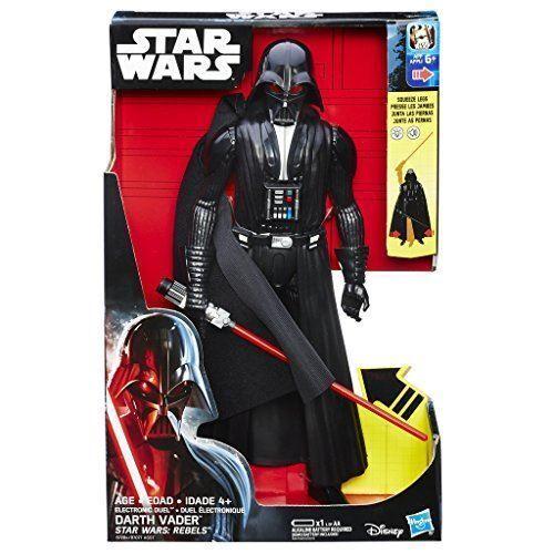 Star Wars Rebelles Darth Vader Electronic Action Figure Jouet 12 in environ 30.48 cm 30 cm