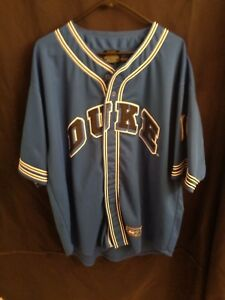 check out 20221 912d3 Details about VIntage Duke Blue Devils Baseball Jersey by Colesseum