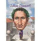 Who Was Julius Caesar? by Nico Medina (Paperback, 2014)