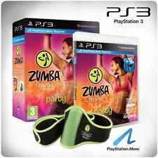 Zumba Fitness Con Cintura Fitness ~ ps3 (inscatolato)
