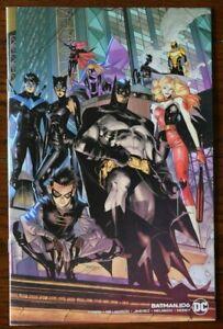 Batman #106 Main Cover A 1st Cameo App Miracle Molly DC Comics 2021