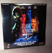 7023:ILLICIT BEHAVIOR,Thriller,Laserdisc,verschweißt und neu, Nr.4