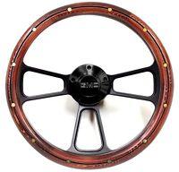 World Motoring 1974 -1994 Gmc Pick Up, Suburban, Jimmy Wood Steering Whee...