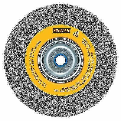 Dewalt Dw4906 8 Inch Crimped Bench Grinder Wire Wheel