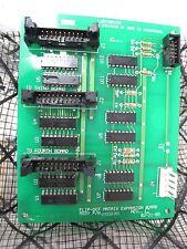 Luminator Mark IV 500110-001 Flip Dot Matrix Expansion Board Assembly , Bus