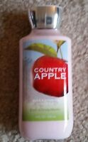 Discontinued Bath & Body Works Country Apple Body Lotion 8 Oz Rare