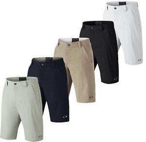 Oakley-Take-2-5-Golf-Shorts-Men-039-s-Flat-Front-441931-New-Choose-Color-amp-Size