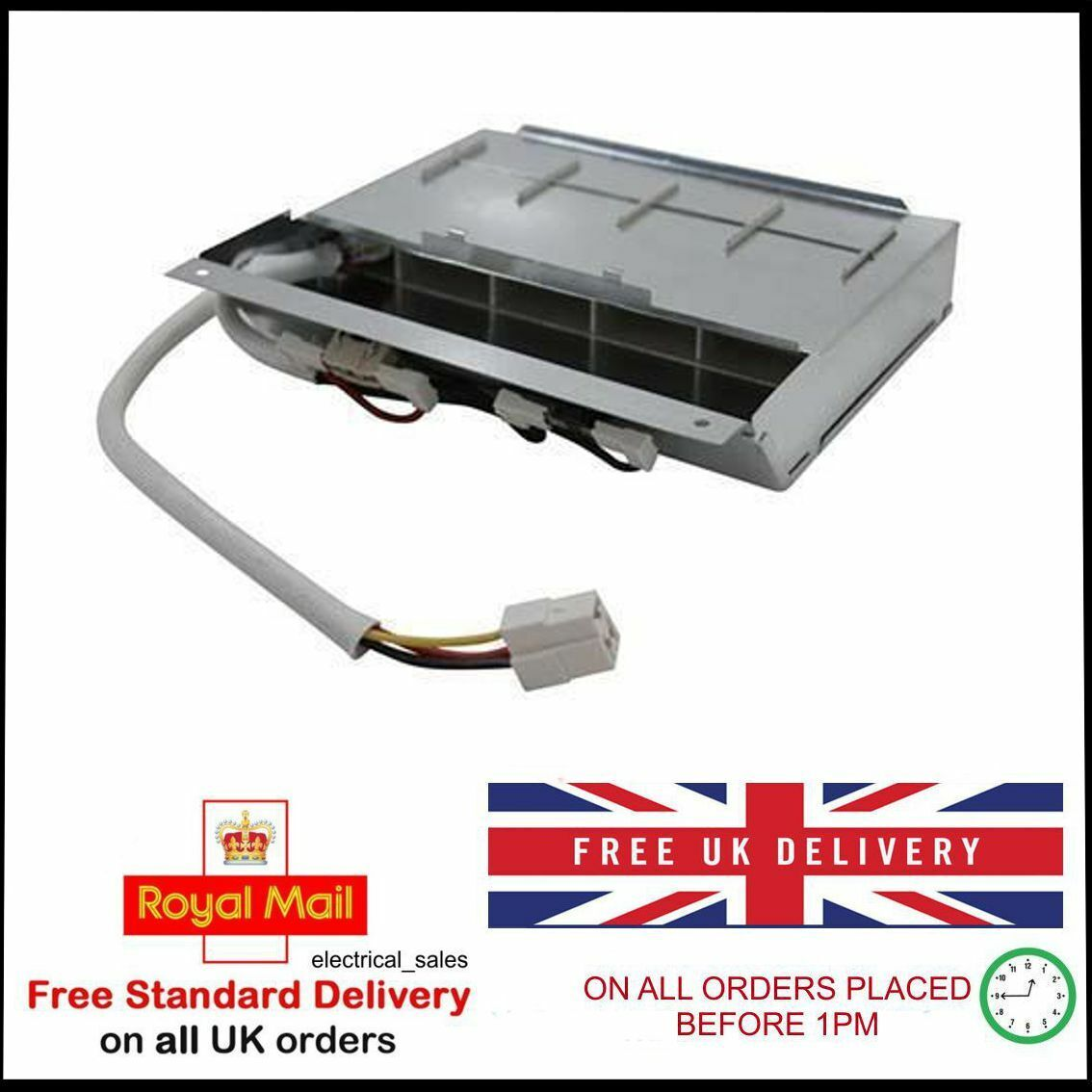 CANDY Genuine Tumble Dryer Element 2100W Replacement Spare Part 40007274