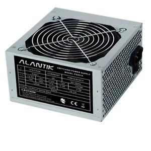 ALIMENTATORE-500W-PC-DESKTOP-CASE-ATX-24-20-4-PIN-VENTOLA-12CM-2xSATA-2xIDE-BULK