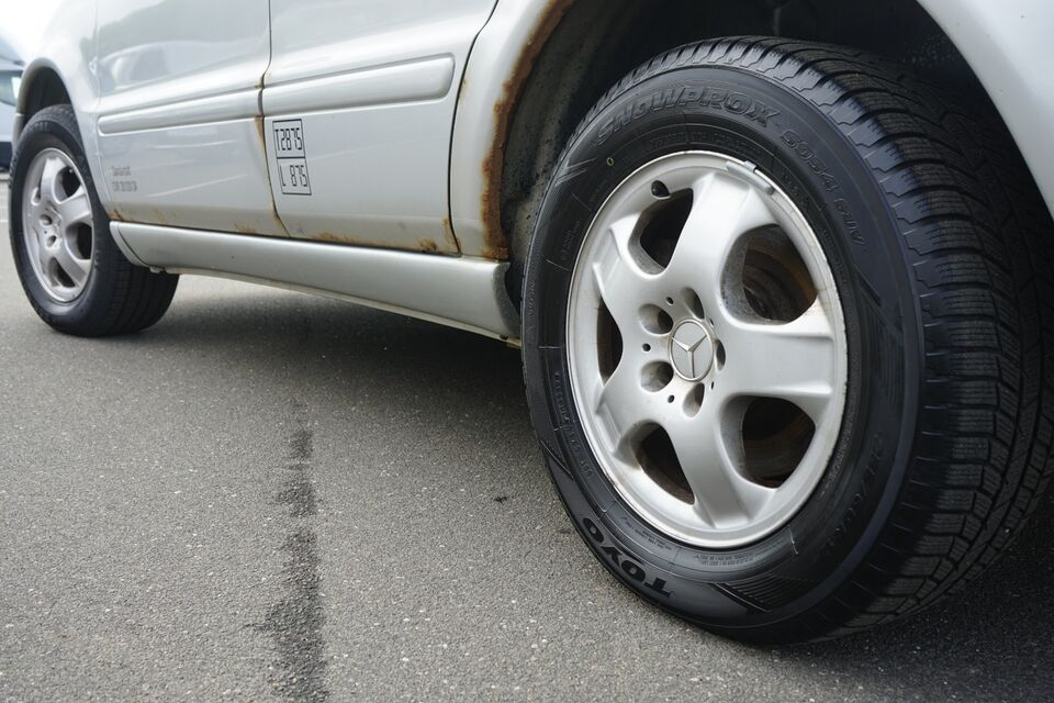 Mercedes ML270 2,7 CDi aut. Van Diesel aut. Automatgear