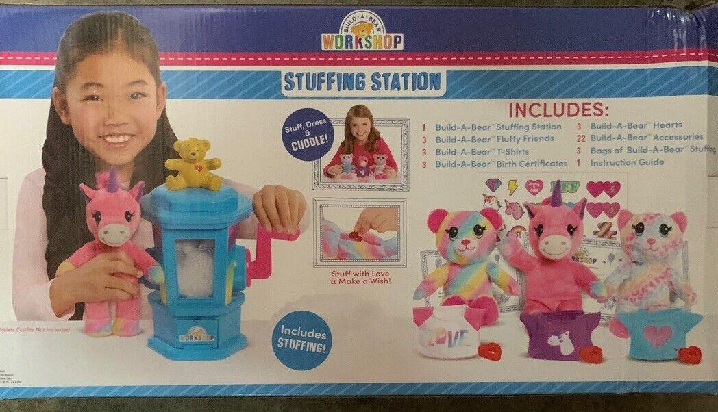Stuffing Station Build-A-Bear Workshop