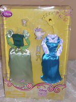 Disney Belle Classic Doll Clothes/wardrobe Gown, Dress W/accessories