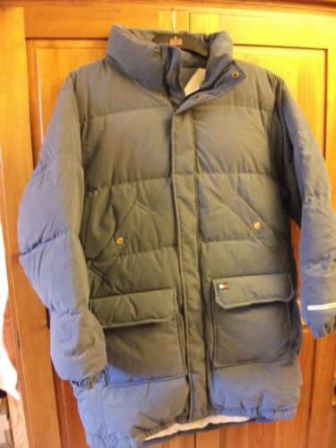 Hilfiger Coat With Feather amp; Warm Hood Down Tommy Very gqPdg