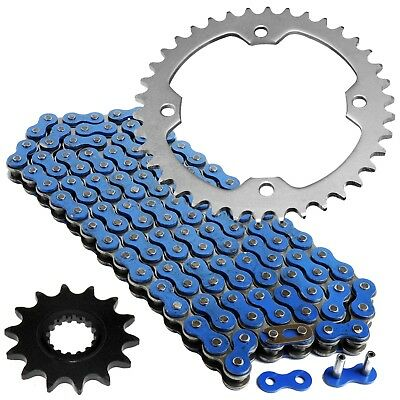 Drive Chain /& Sprockets Kit Fits YAMAHA YFZ450R YFZ450X 2009-2016