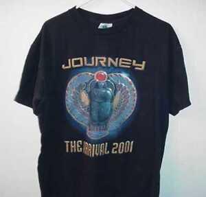 2001-JOURNEY-THE-ARRIVAL-PETER-FRAMPTON-CONCERT-T-SHIRT-SIZE-LARGE