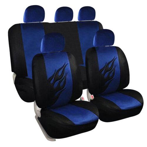 Auto Sitzbezug sitzbezüge Schonbezug universal Größe Sitzauflage QCZT#3
