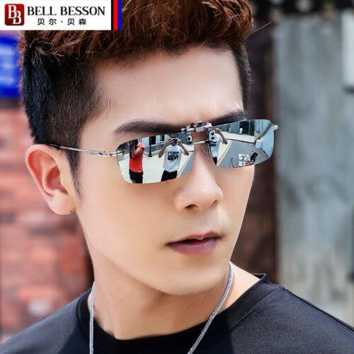 Aluminum Polarised Clip On Flip Style Sunglasses UV400 Polarized Fishing Eyewear