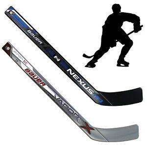 Bauer-Nexus-1N-amp-Vapor-1X-Kids-Knee-Hockey-Sticks-Ice-Hockey-Toy-CLEARANCE-SALE