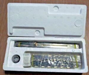 "36 LINKS BRE 5//8 12mm LENGTH 1.3//4 MORTISER CHAIN SET /& SPROCKET WIDTH  1//2/"""