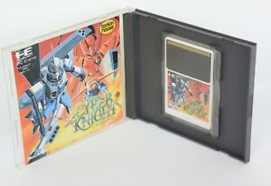 CYBER-KNIGHT-Item-Ref-ccc-PC-Engine-Hu-PCE-Grafx-Japan-Game-pe