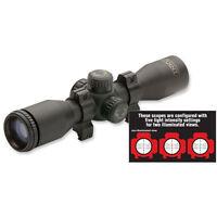 Ten Point Crossbow Scope 3 X Pro View 2 Multi-line 1 Hca-097-ii 00798