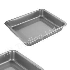 NUOVO SHEF aiuti ANTIADERENTE rivestito Casseruola Pan / Vassoio di arrostimento / cottura carne pollo