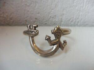 schoner-alter-Armreif-925-Silber-Figur