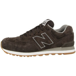 New-Balance-ML-574-FSB-Chaussures-Marron-ml574fsb-Sneaker-Brown-m574-410-420-373-576