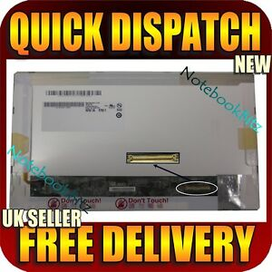 """New 11.6"""" Glossy Replacement Screen for AUO B116XW02 V0 Compatible"""