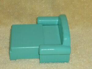 Phenomenal Fisher Price Loving Family Dream Dollhouse Teal Blue Chair Lamtechconsult Wood Chair Design Ideas Lamtechconsultcom
