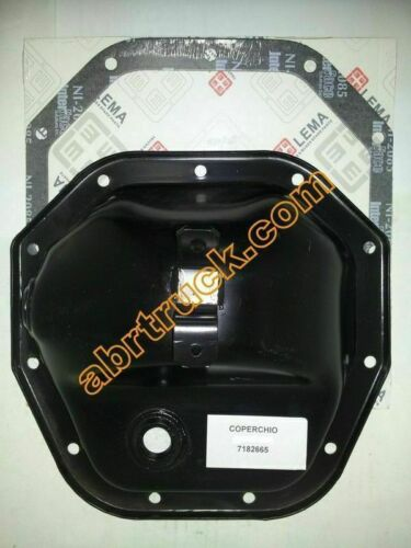 COVER DIFFERENTIAL WITH GASKET COMPATIBLE GAMMA DAILY Couvercle De Protection