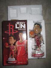 NBA HOUSTON ROCKETS SGA JEREMY LIN LINSANITY (Now Brooklyn NETS) Bobblehead