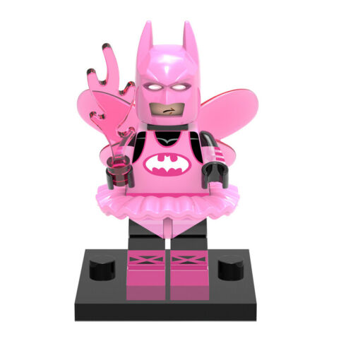 LEGO DC Minifigures Marvel DC Batman Superman Justice League Joker Flash Lantern