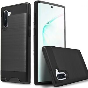 Premium Hard Hybrid Shockproof Case Cover for Samsung Galaxy Note 10 & 10+ Plus