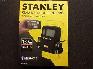 Stanley m laser entfernungsmesser smart measure pro stht