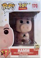 Hamm Disney Pixar Toy Story 20th Anniversary Pop 4 Vinyl Figure 170 Funko 2015